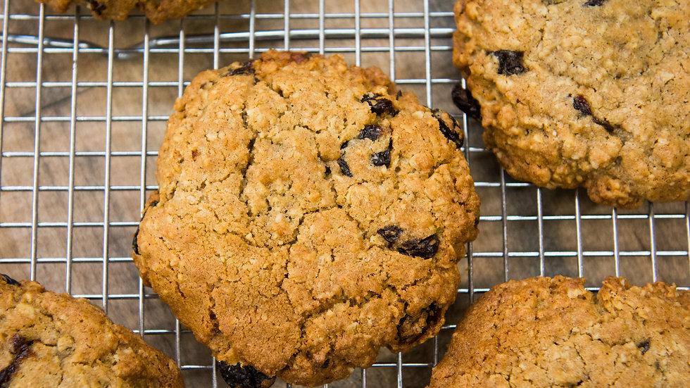 Oatmeal Cherry Cookies