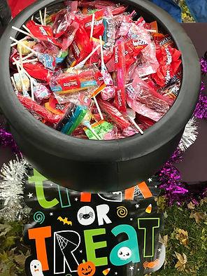Dexter Halloween - Candy