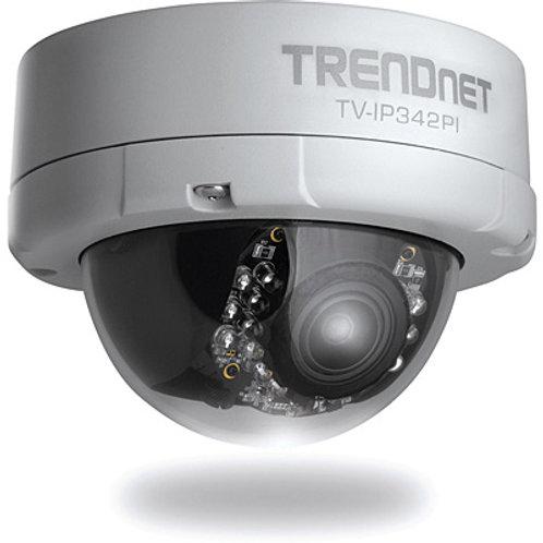 TRENDNET INTERNET SECURITY CAMERA TV-IP342PI