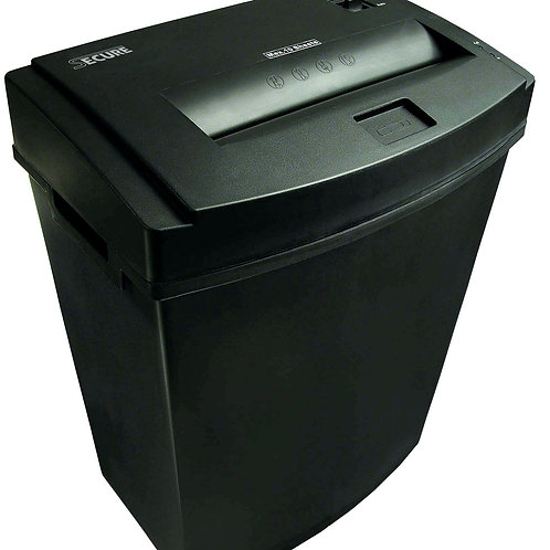PAPER SHREDDER EZSC-10A (4X26MM)