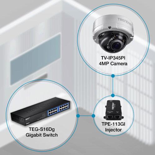 TRENDNET INTERNET SECURITY CAMERA TV-IP345PI