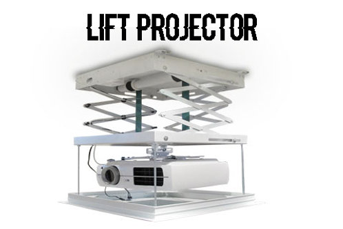 JK SCREEN Lift Projector T 150A