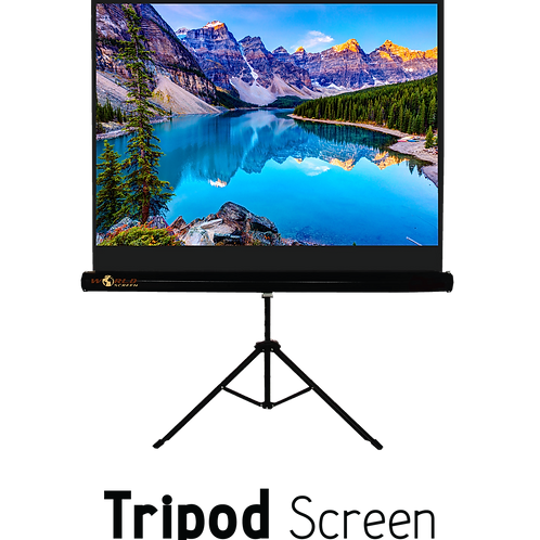 "WORLD Screen Tripod 84"" 4:3"