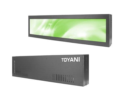 """TOYANI LCD BAR WIDE SCREEN 21"""""""