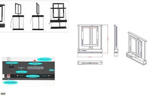 E-VISION TVL50-60
