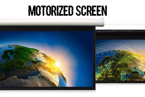 "JK SCREEN Motorized S1 133"" 16:9"