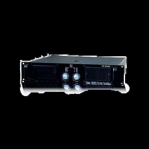 CF AUDIO FP-2200