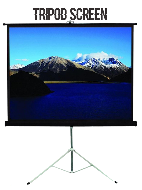"JK SCREEN Tripod  70"" 1:1"