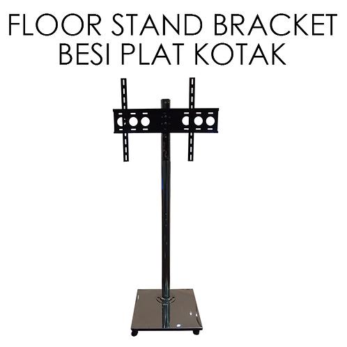 "X-VISION FLOOR STAND STAINLESS PLAT KOTAK/ KUPU"""