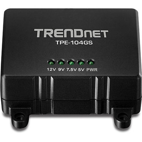 TRENDNET POE TPE-104GS