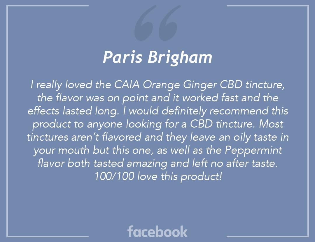 Paris Brigham