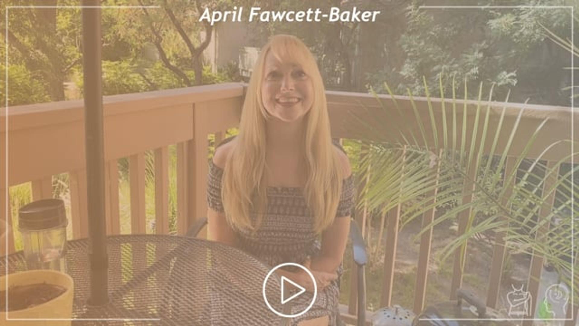 April Fawcett-Baker