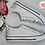 Thumbnail: Personalised Wedding Pearl Design Converse Style Pumps