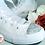 Thumbnail: Personalised Wedding High Top Mono Converse