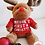 Thumbnail: Personalised Christmas Reindeer Soft Toy