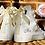 Thumbnail: Wedding High Top Mono Converse Bridal Shoes