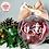 Thumbnail: Glittered Christmas Baubles
