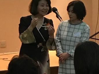 長谷川朝子のコンサート&おしゃれトークショー