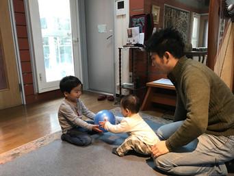 幼児への指導