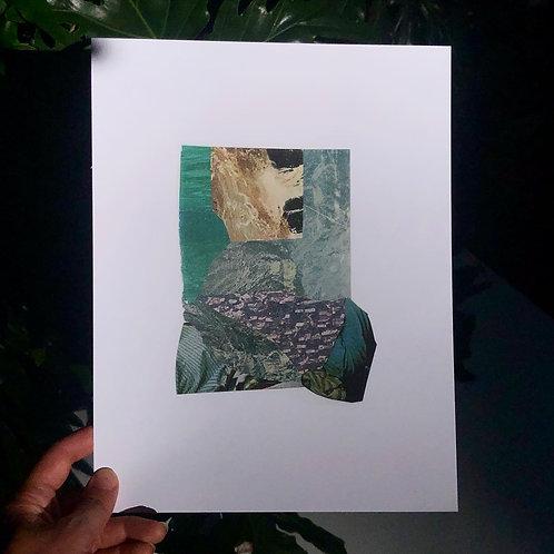 water print
