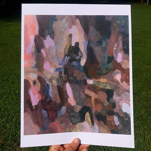 azalea print