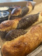 Malawi's cinnamon breadsticks