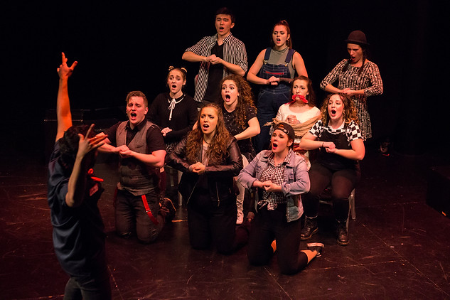 Urinetown: W4th Stage Company 2019