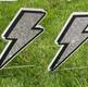 Silver Lightning Bolts