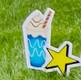 Blue Milkshake