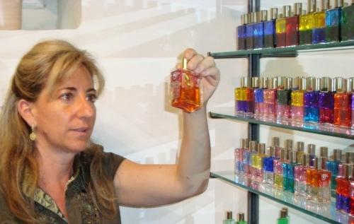 Elena Trezza consulente Aura-Soma