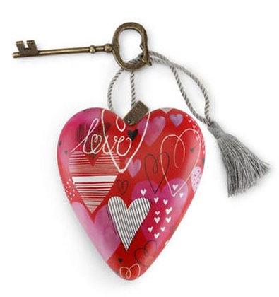 "1003480077 - ""Love"" Art Heart"