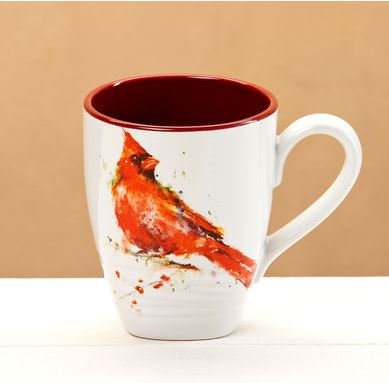 B5050123 - Cardinal Mug