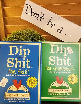 Dip Shit - Fruit or Veggie Style