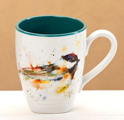 B5050121 - Blackcap Chickadee Mug