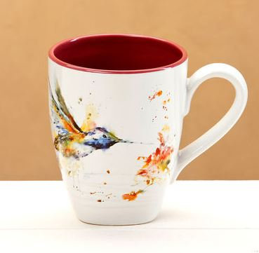 B5050124 - Hummingbird Mug