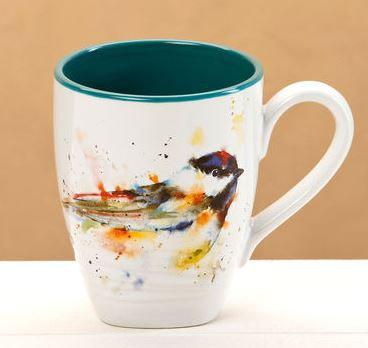 B5050121 - Chickadee Mug