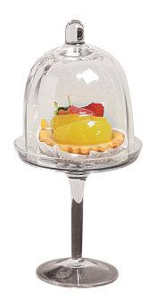 DE1113 - Mini Glass Pastry Stand