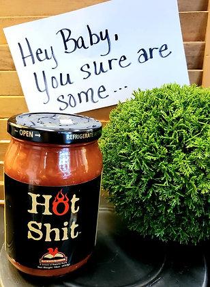 Hot Shit Salsa