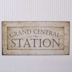 """18940 - Grand Central Station 28x14x.5"""""""