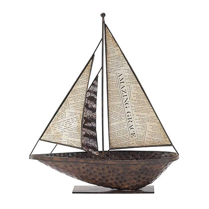 "SBTTM - 400 - 16.5"" Sailboat ""Amazing Grace"""
