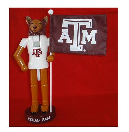 """TXA092 - 12"""" Texas A&M Nutcracker"""