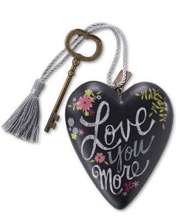"1003480026 - ""Love You More"" Art Heart"