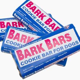PSNAX3 - Peanut Butter & Carob Chips Bark Bar