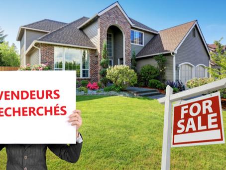 Revue du marché immobilier de Châteauguay avril, mai et juin 2021