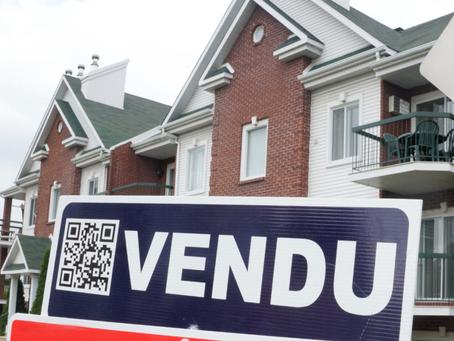 2021 : départ en force pour le marché immobilier de Châteauguay