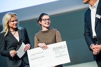 Vincent Systems gewinnt Landes-Innovationspreis BW 2016Innovationspreis BW