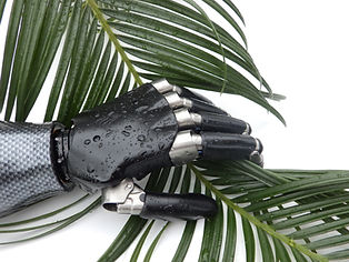 wasserdichte Handprothese