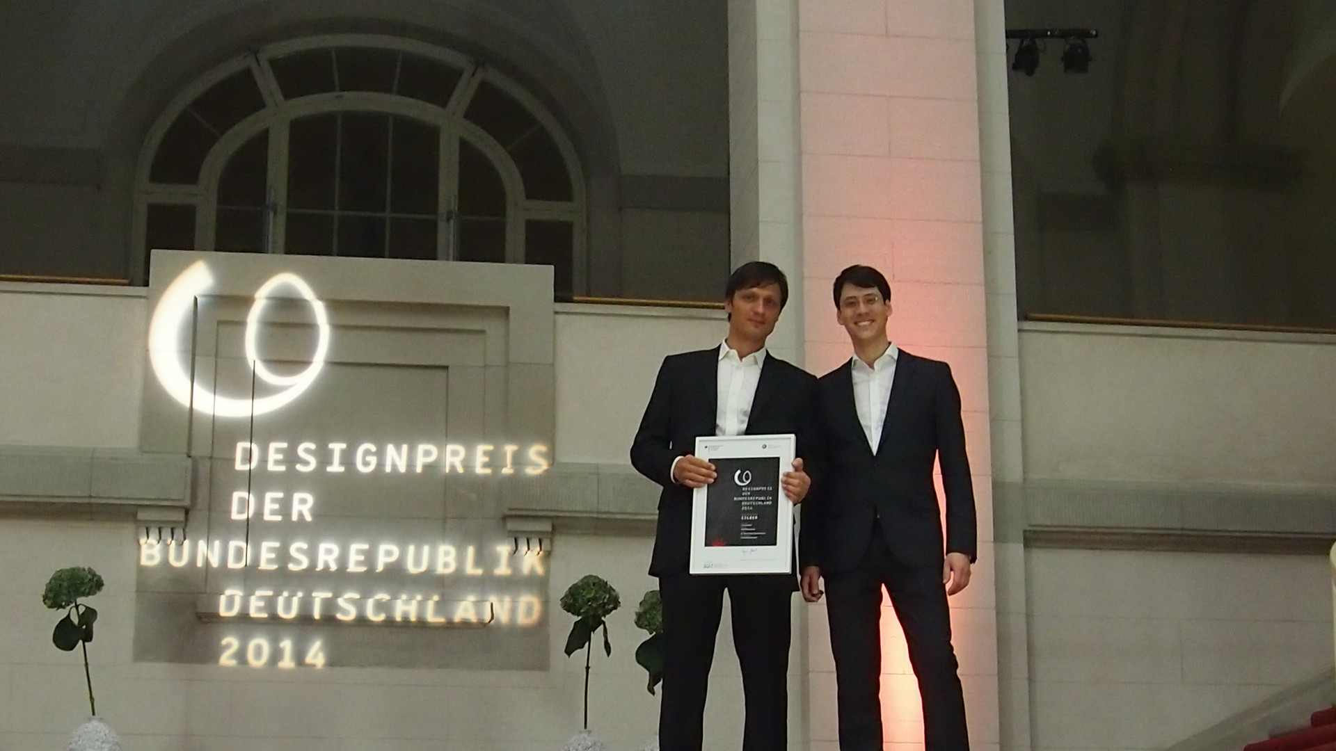 Designpreis der Bundesrepublik Deutschland 2014