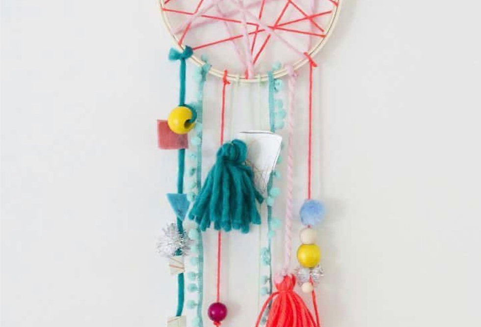 Thursday 1st afternoon Dream Catchers