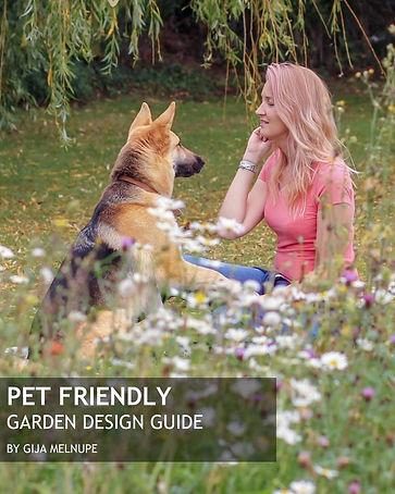 Pet Friendly Garden Design Guide